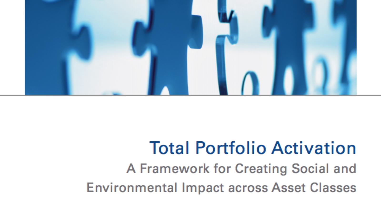 Total Portfolio Activation