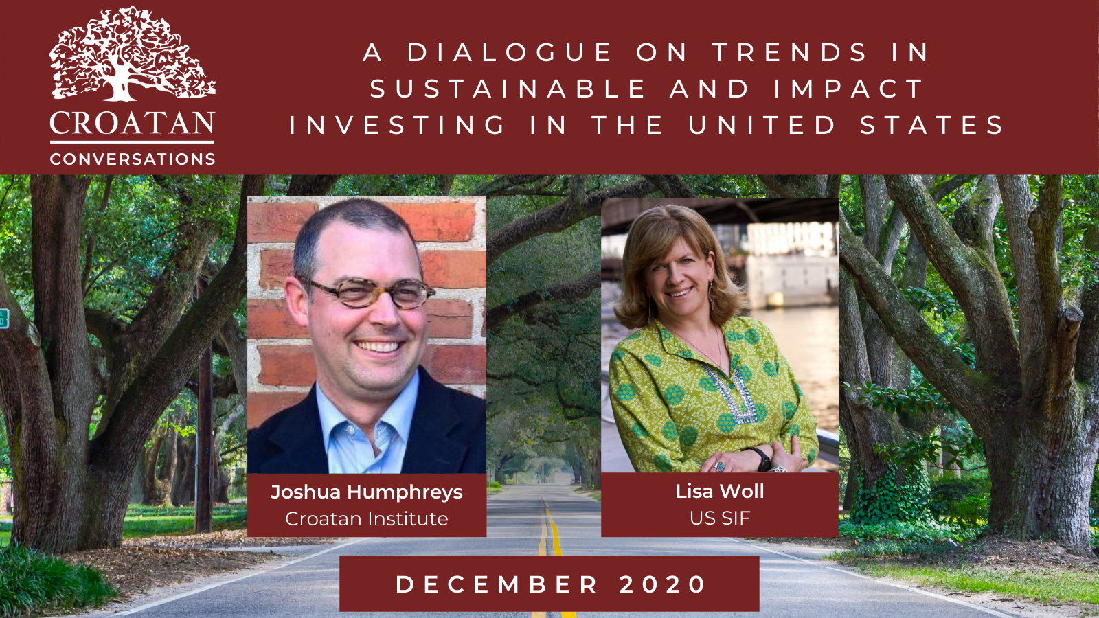 A Dialogue on Trends in Sustainable and Impact Investing in the United States
