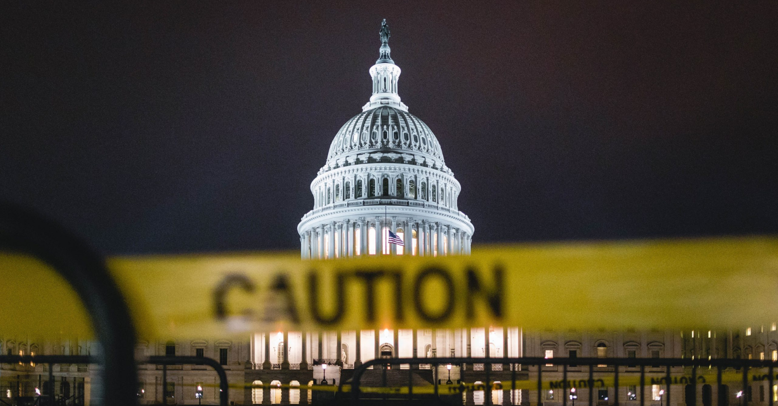Croatan Institute President Condemns the Attack on the Capitol