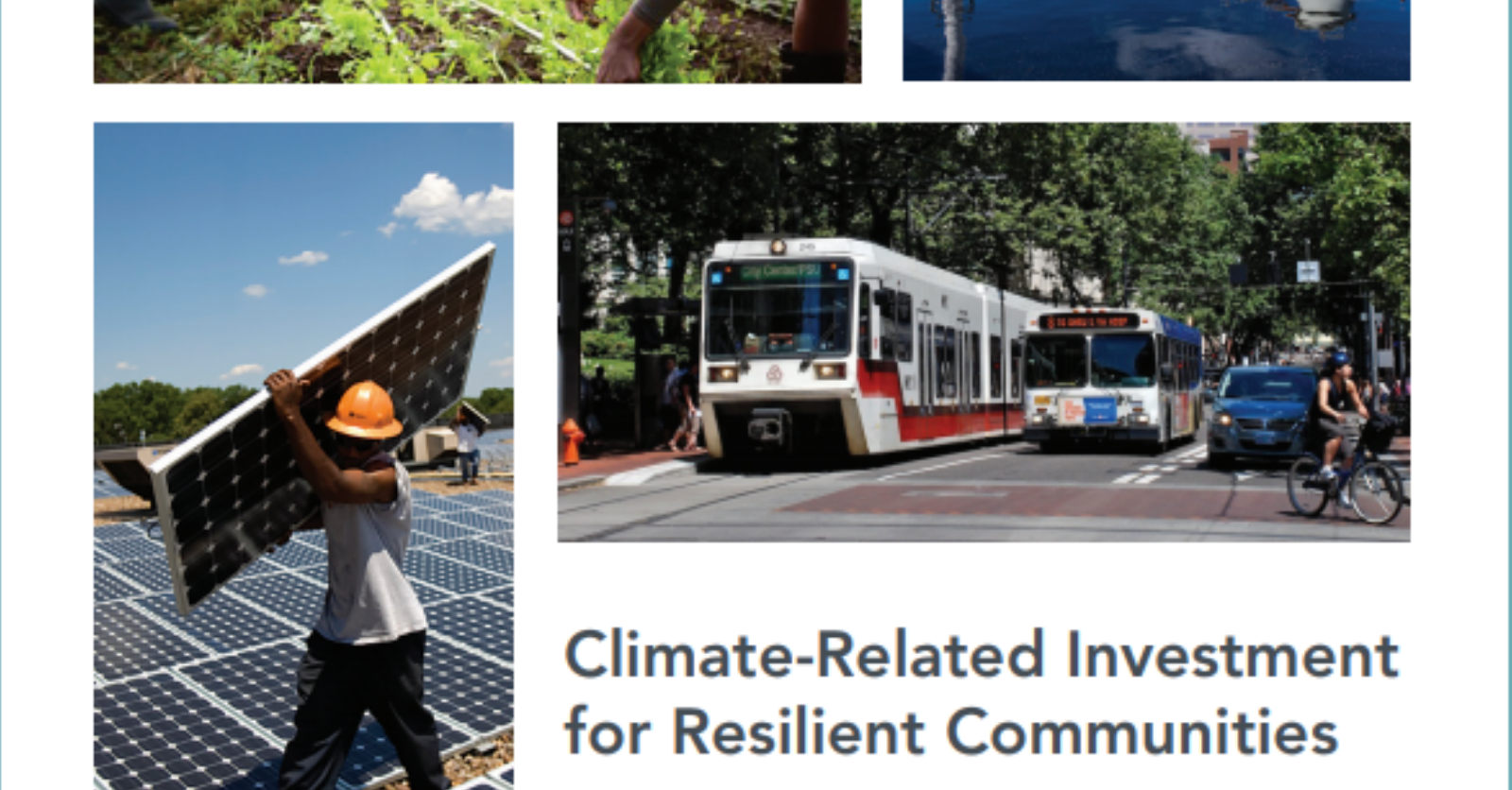 Croatan Institute Releases New Paper on Investing in Community-Oriented Climate Solutions
