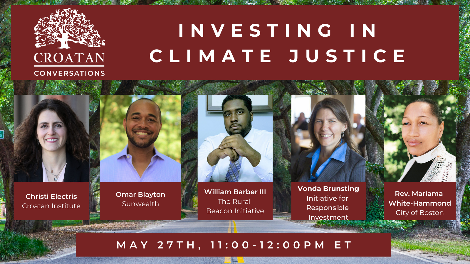 Investing in Climate Justice