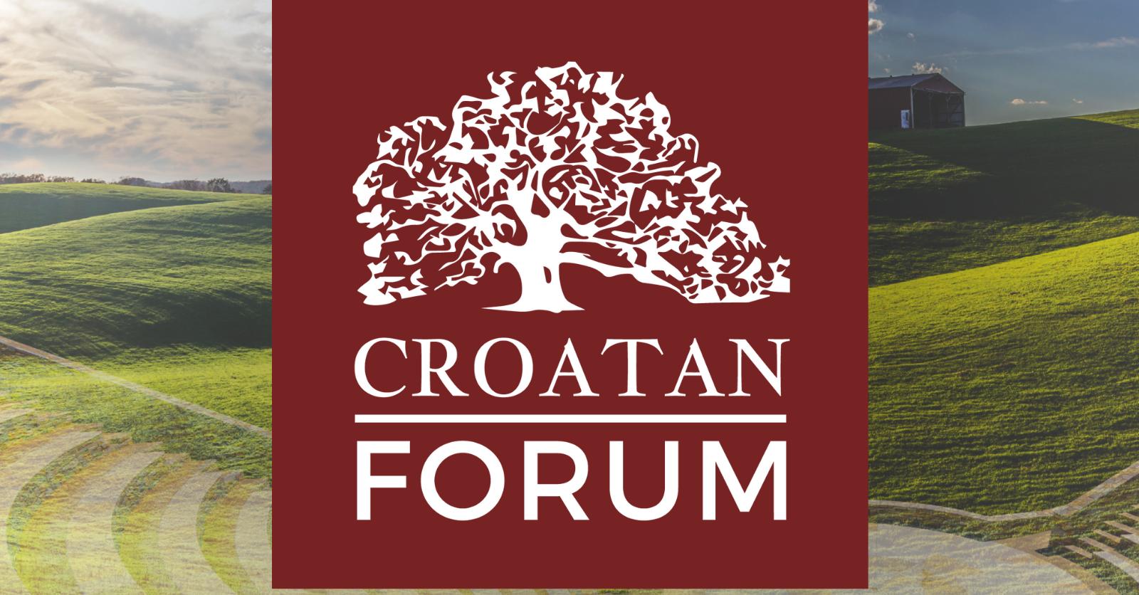 Croatan Forum